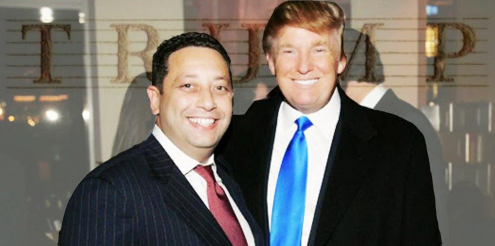 Donald trump with felix sater