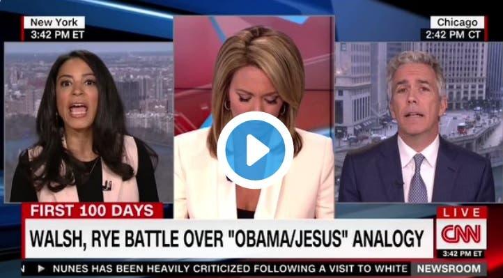 A Trump-Lover Just Got SHREDDED Live On CNN After Racist Obama Tirade