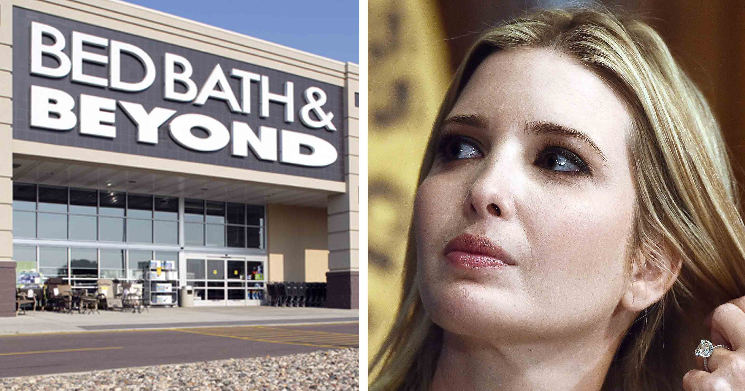 Bed Bath Beyond Ivanka Trump