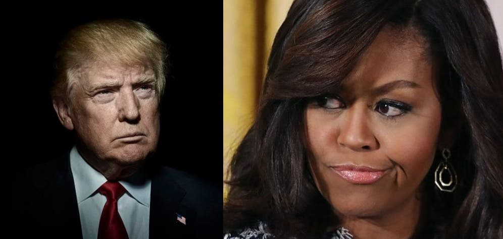 Trump Just Undid Michelle Obama's Biggest Accomplishment As First Lady