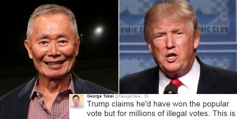 """Trump says """"Illegal"""" votes cost him the popular vote ..."""
