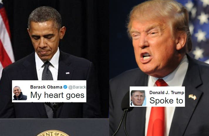 The Difference In How Obama And Trump Responded To The London Attack Says It ALL
