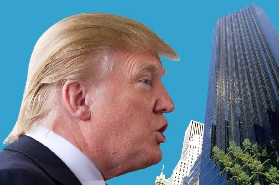 Дональд трамп прикол с прической